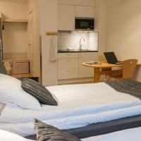 Linköpings Cityhotell och Vandrarhem, Hotel in der Nähe vom Flughafen Linkoping - LPI, Linköping