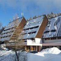 Parkhotel Harrachov – hotel w mieście Harrachov