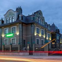 Отель Барские Полати, отель в Сергиевом Посаде