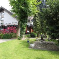 Hotel Landhaus Schiffle, отель в городе Хоэнэмс