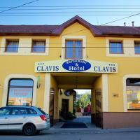 Hotel Clavis, hotel v Lučenci