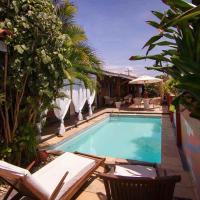 Pousada Le Baron, hotel na Praia do Francês
