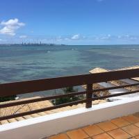 Dúplex Frente Mar na ilha de Itaparica