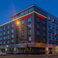 Hampton Inn Chicago North-Loyola Station, Il, hotel in Rogers Park, Chicago