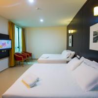 Akar Hotel Jalan TAR, hótel í Kuala Lumpur