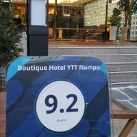 Hotel The Grang Nampo-formerly YTT、釜山のホテル
