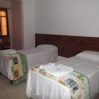 Hotel Villa Áurea, hotel in Santa Bárbara