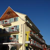 Hôtel aux Bruyères, hotel en Orbey