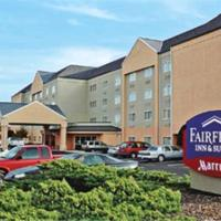 Fairfield Inn & Suites by Marriott Hickory, hotel in Hickory