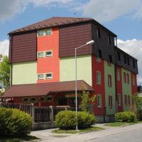 Penzión Slávia, hotel en Poprad