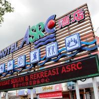 Hotel ASRC, hotel in Alor Setar
