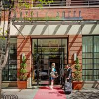 Hotel Giraffe by Library Hotel Collection