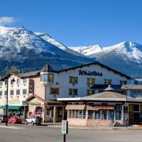 Whistler's Inn, hotel in Jasper