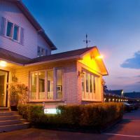 Motel Belle Riviere, hotel em Saint-Jean-sur-Richelieu