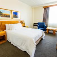 Sierra Burgers Park Hotel, hotel in Pretoria