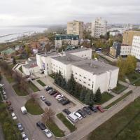 Гостиница Октябрьская, отель в Ульяновске