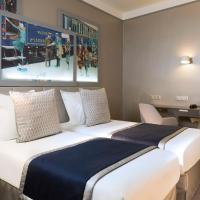 Palym, hotel a París