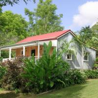 Whitsunday Cane Cutters Cottage, hotel em Cannon Valley