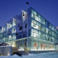 Cube Savognin inklusive Skipass, hotel in Savognin