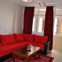 Chrif Apartment, готель у місті Аль-Хосейма