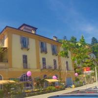 Trattoria Della Cascata, hotell i Oggebbio