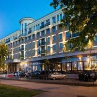 Отель «Томь River Plaza», отель в Кемерово