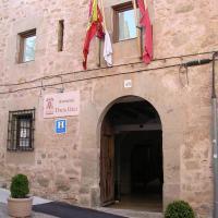 Hospederia Porta Coeli, hotel in Sigüenza