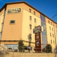 H24 HOTEL, hotel in Le Mans