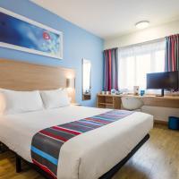 Travelodge Barcelona Fira, hotel a l'Hospitalet de Llobregat
