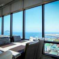 Eins Hotel, hotel i Seogwipo