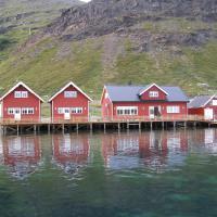 Sarnes Seaside Cabins, hotel in Honningsvåg
