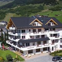 Hotel Alpenroyal, hotel in Fiss