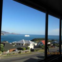 Pacific View Bed and Breakfast, hotel near Wellington Airport - WLG, Wellington