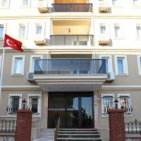 Gizem Pansiyon, отель рядом с аэропортом Canakkale Airport - CKZ в городе Чанаккале