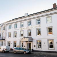 The Wellington, hotel in Brecon