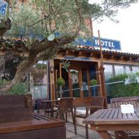 Hotel Jakue, hotel en Puente la Reina