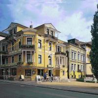 Hotel an der Hauptallee, Hotel in Bad Pyrmont