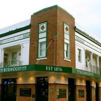The Burwood Inn, hotel in Newcastle