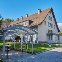 Waldhotel Brand's Busch, hotel u gradu Bielefeld