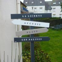 Hotel La Licorne, hôtel à Carnac