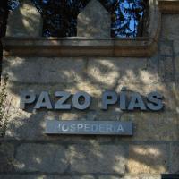 Pazo Pias, hotel in Ramallosa