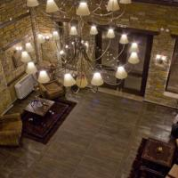 Thermes Pozar Resort, hotel em Kato Loutraki