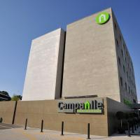 Campanile Málaga Airport, отель в Малаге