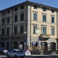 Hotel Vittoria, отель в Виареджо
