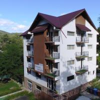 Belvedere Olanesti, hotel din Băile Olăneşti