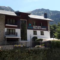 Hotel & Spa Real Villa Anayet, hotel in Canfranc-Estación
