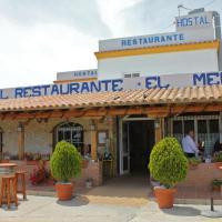 Hostal Cafeteria El Mero, hotel en Zahora