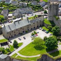 L'Hostellerie du Château de Bricquebec