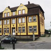 Hotel Gesellschaftshaus, Hotel in Bergen auf Rügen