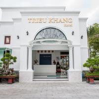 Trieu Khang Hotel gần sân bay Cam Ranh near Cam Ranh Airport, hotel near Cam Ranh International Airport - CXR, Cam Ranh